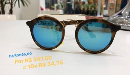 Óculos Ray-Ban com este precinho só lá na Carol. Três lojas em Boa Vista   Centro, Pintolândia e RORAIMA Garden Shopping. 147b1a6afe