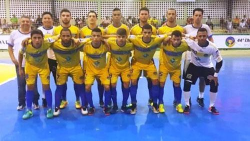679564b539255 Time das Estrelas chega ao topo do futsal brasileiro (Foto  Divulgação)