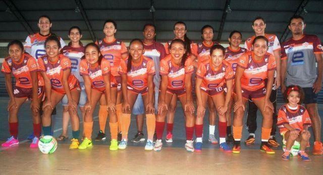 Atlético Valência  sobra  na conquista do Estadual Feminino de Futsal 2017 7828704274a99
