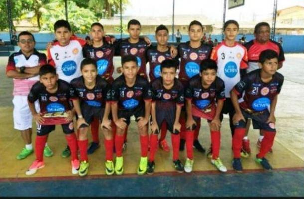 b6d26ce383 Baré e Tiradentes decidem hoje o título do Estadual Sub 14 de Futsal - Folha  de Boa Vista