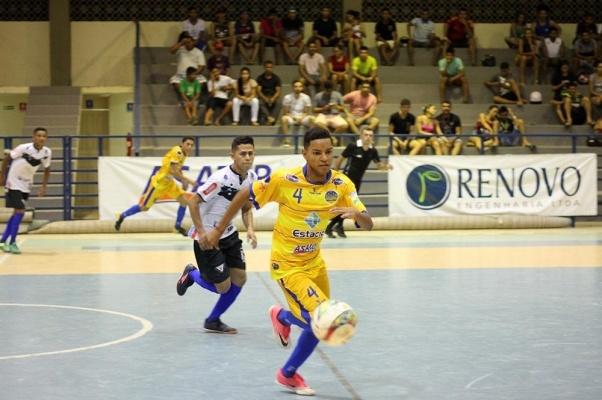 31c9ec58d8 Dois jogos encerram hoje o 1º Turno da Taça Roraima de Futsal Adulto